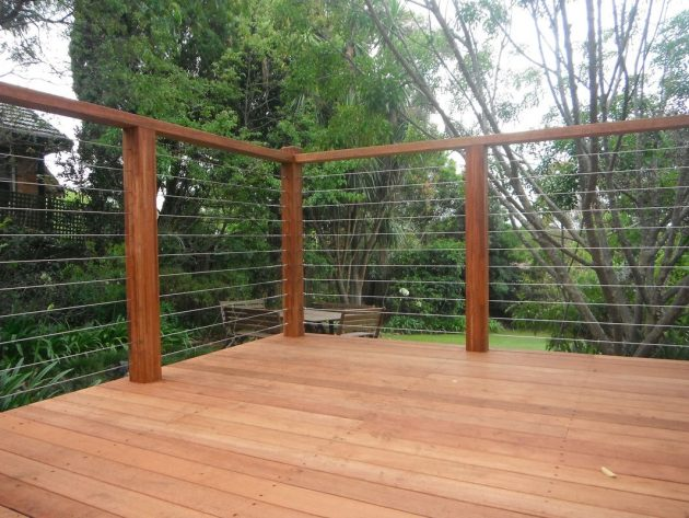 Enhance Your Home With Beautiful Cable Rails