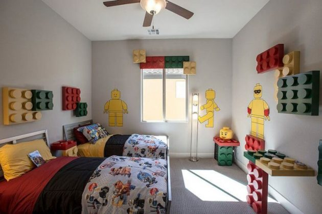 Custom Made Furniture Ideal Option For The Kids Room