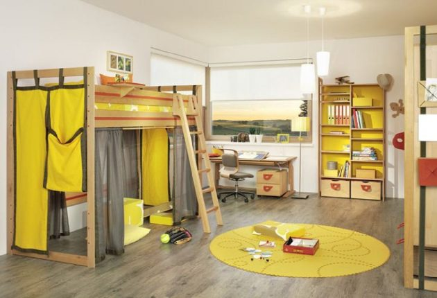 How To Choose The Right Carpet For The Kids Room