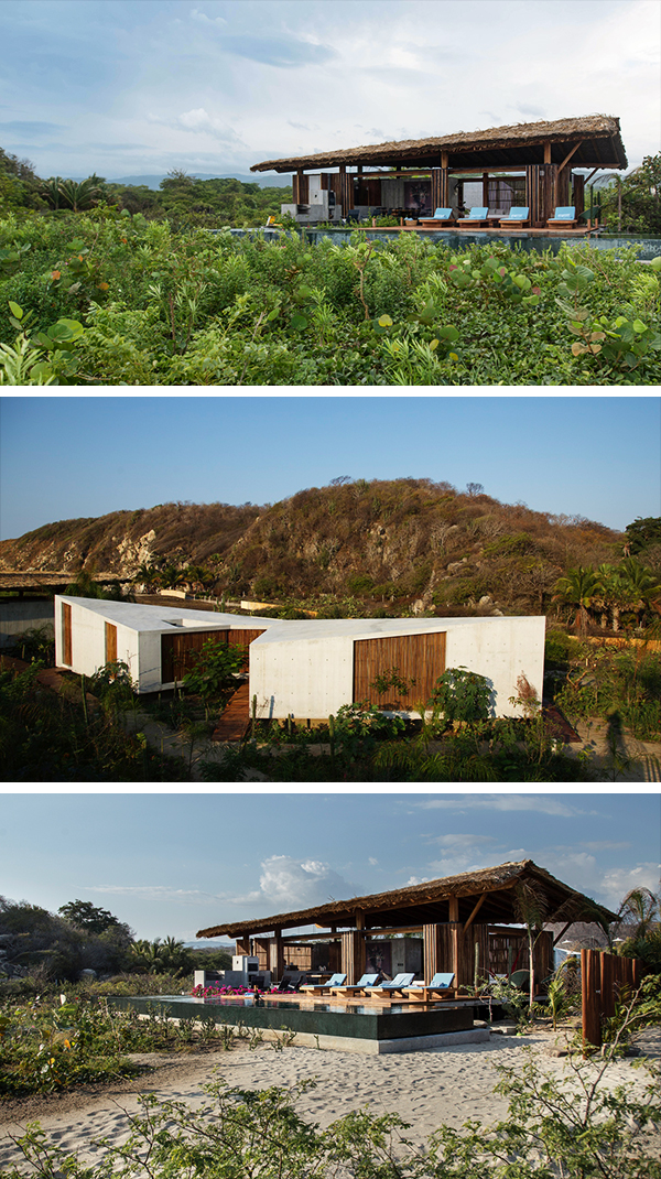 Altanera House by Taller Alberto Calleja in Puerto Escondido, Mexico