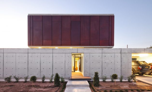 Andri & Yiorgos Residence by Vardastudio Architects and Designers in Cyprus