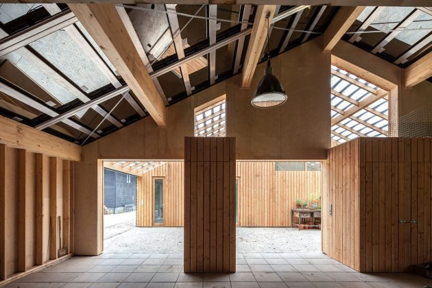 Barn Rijswijk by Workshop Architecten in The Netherlands