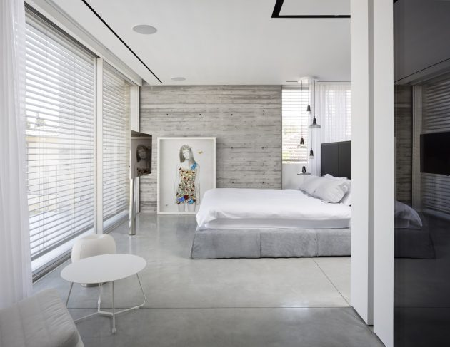 N16 by Havkin Architects in Ramat Hasharon, Israel