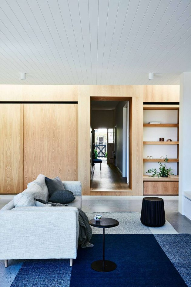 Northcote House by Project 12 Architecture in Melbourne, Australia
