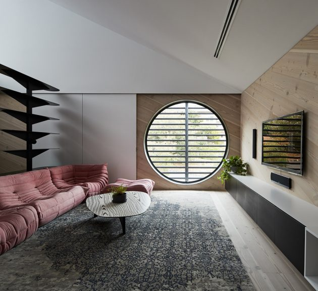 Studley Park House by March Studio in Melbourne, Australia