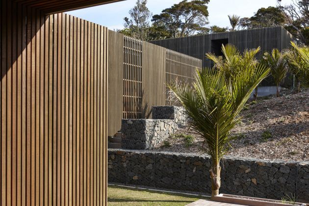 Tutukaka House by Herbst Architects in New Zealand
