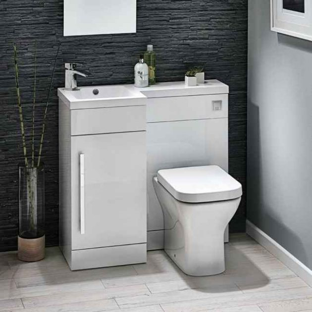 6 Practical and Stylish Ideas for a Small Bathroom