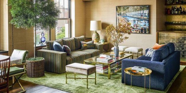 10 Stylish Cozy Rooms that Embody the Fall Season