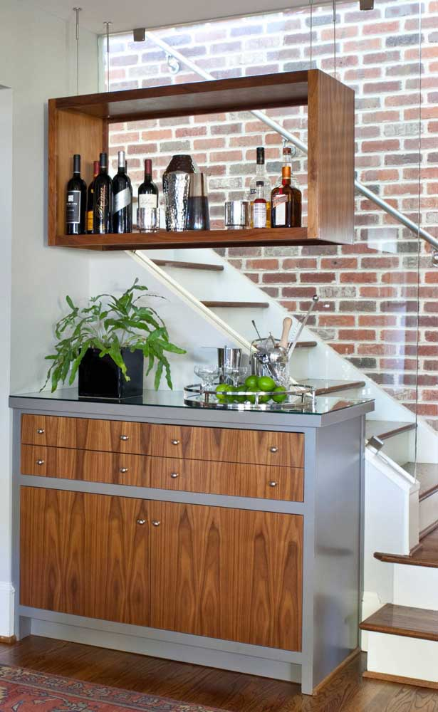 How to Set Up a Bar at Home - Decor and Inspiring Home Bar Templates