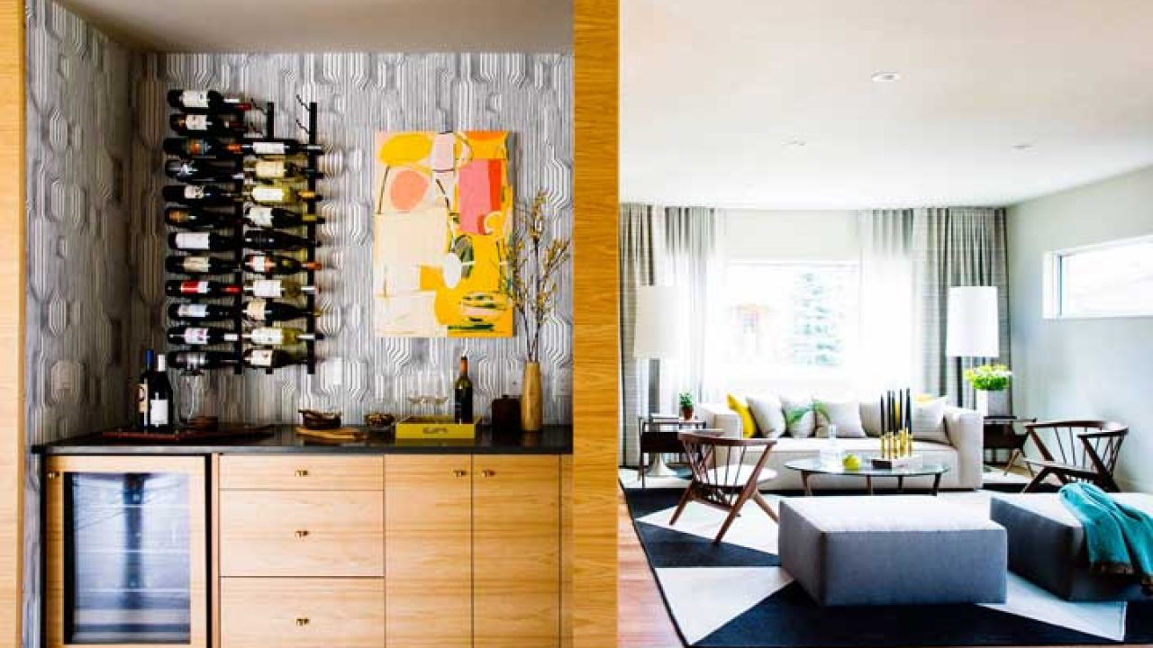 How To Set Up A Bar At Home Decor And Inspiring Home Bar Templates