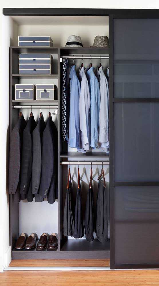 10 Room Mens Closet Photos that will Inspire You on How to Organize and Assemble Yours