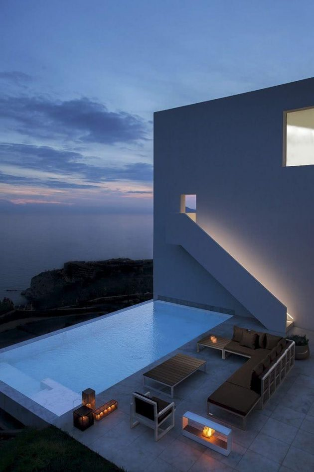 12 Wonderful Pools with Different Sizes and Designs to Get Inspired