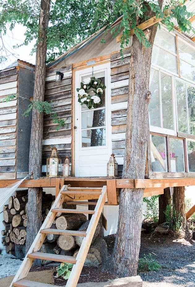 Here are the Most Amazing Tree House Ideas That You Can Use as Reference When Making Your Own