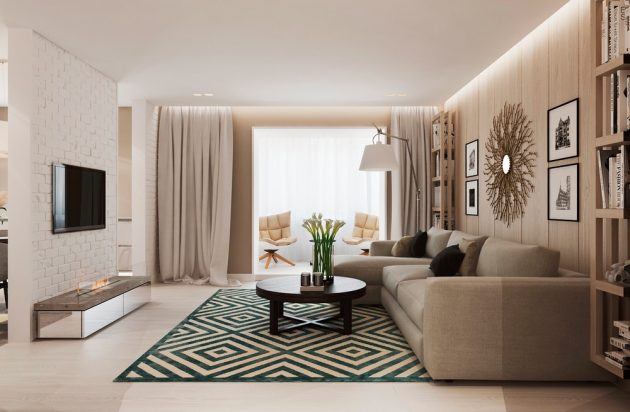Warm Up Your Interior Design With Beautiful Autumn Colors