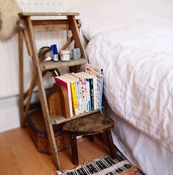17 Unique Bedside Tables To Beautify Your Master Bedroom