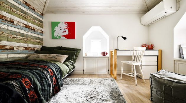15 Cute Eclectic Kids' Room Interiors That Will Delight You
