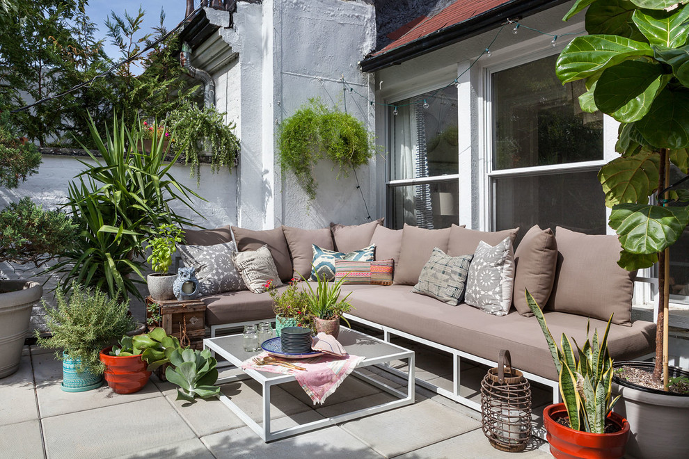 15 Delightful Eclectic Patio Designs You Cant Resist