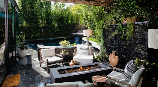 15 Delightful Eclectic Patio Designs You Can't Resist