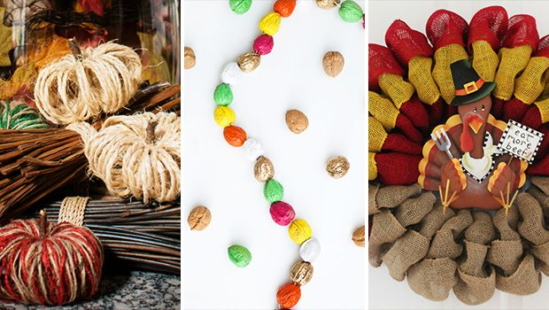 15 Fantastic DIY Thanksgiving Decor Ideas Everyone Will Love