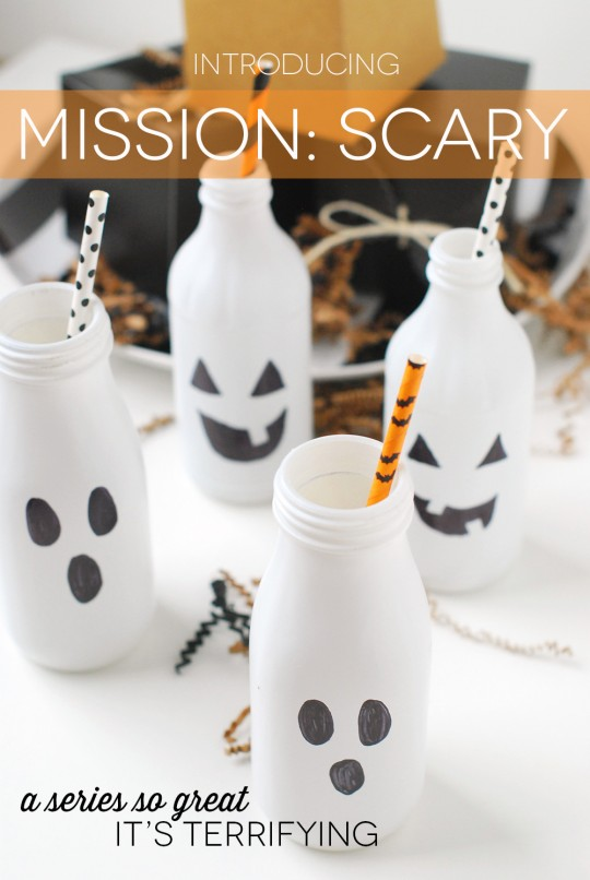 15 Ghostly DIY Halloween Party Decor Ideas For A Spooky Atmosphere