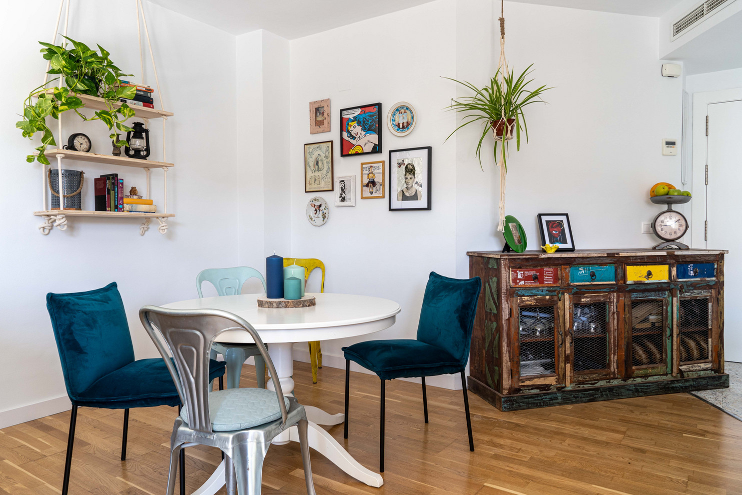 15 Gorgeous Eclectic Dining Room Designs For Your Gatherings