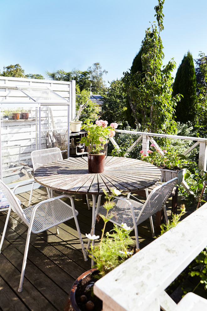 15 Terrific Eclectic Balcony Designs That Are Simply Adorable