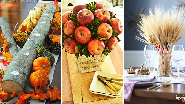 15 Wholesome DIY Fall Centerpiece Designs You're Going To Love