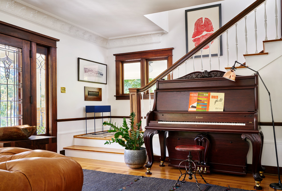 16 Eccentric Eclectic Entry Hall Interior Designs You Will Love
