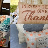 16 Fantastic Handmade Thanksgiving Pillow Designs Your Festive Decor Needs