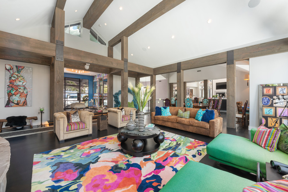 16 Ravishing Eclectic Living Room Interiors You Will Adore