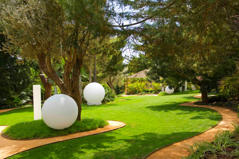 17 Spectacular Eclectic Landscape Designs Youre Going To Admire