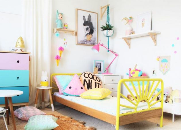 17 Cheerful Ideas To Transform Every Child's Room