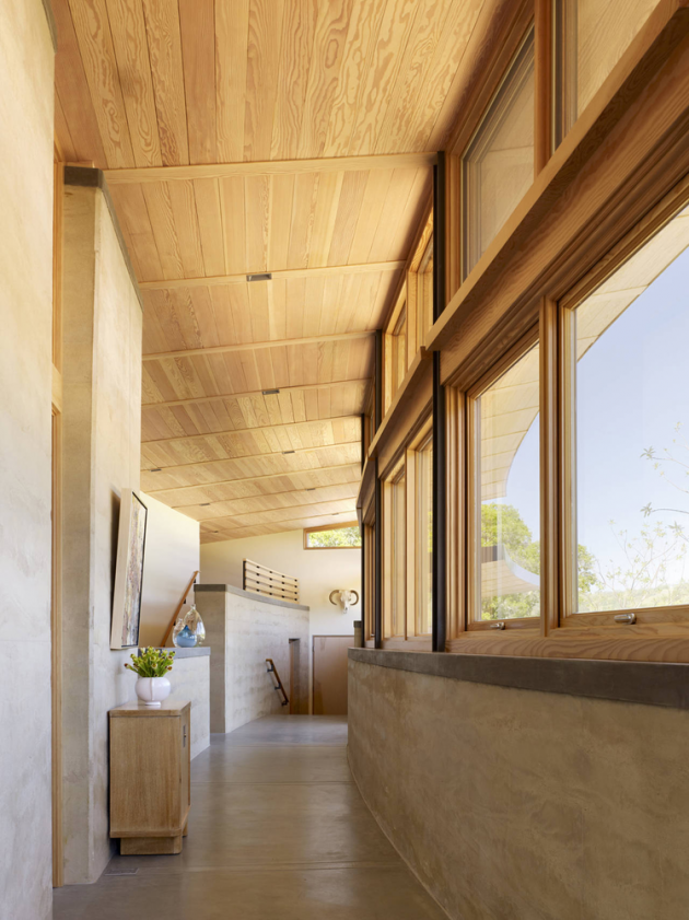 Caterpillar House by Feldman Architecture in California, USA