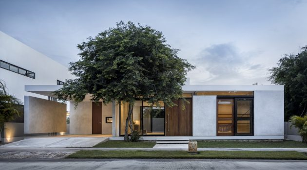 Country House by Arista Cero in Merida, Mexico