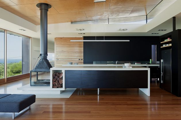 Dame of Melba by Seeley Architects in Angelsea, Australia