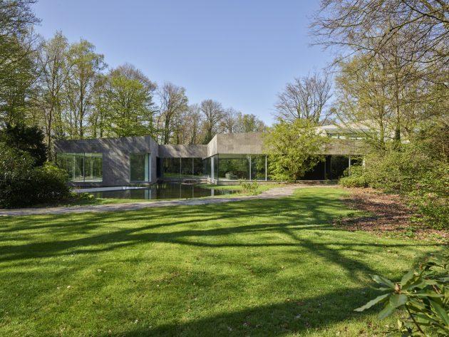 House BRAS by DDM Architectuur in Antwerp, Belgium