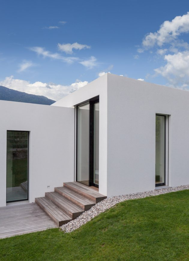 House T by monovolume architecture + design in Merano, Italy