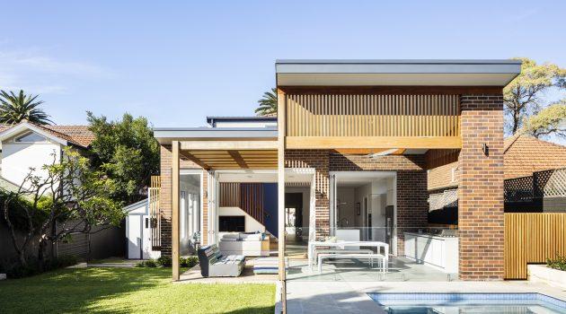 Lacuna House by Bijl Architecture in Sydney, Australia