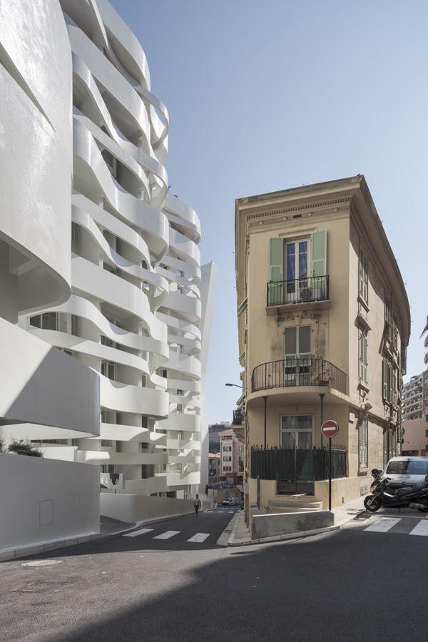 Le Stella by Jean-Pierre Lott in Monaco