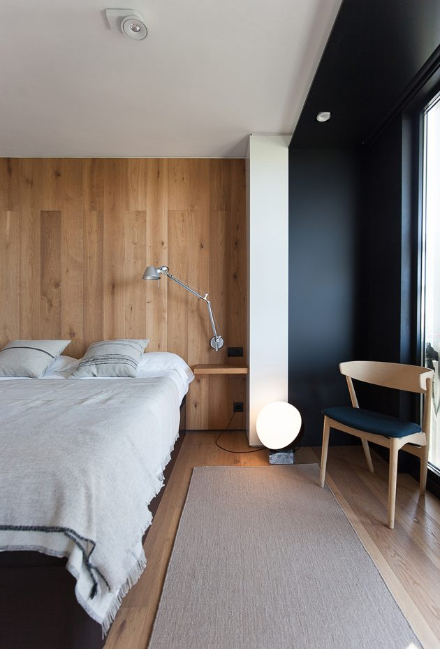 Llull Apartment by Ylab Arquitectos in Barcelona, Spain