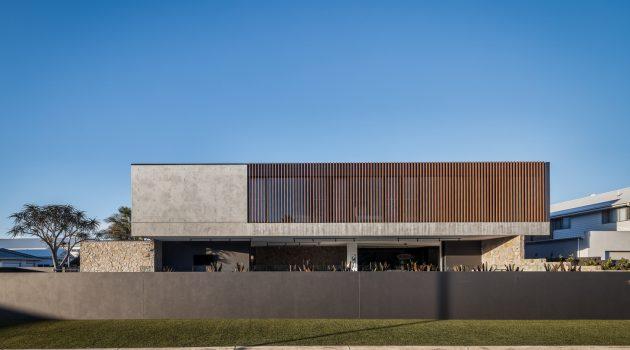 McDonald Residence by Jayson Pate Design in Kingscliff, Australia
