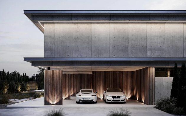Modern House by Dezest Design Studio in Kyiv, Ukraine