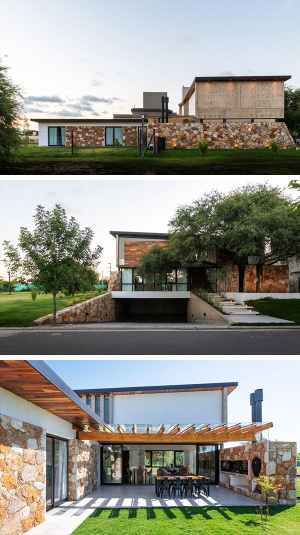 Nagus House by IASE Arquitectos in Cordoba, Argentina