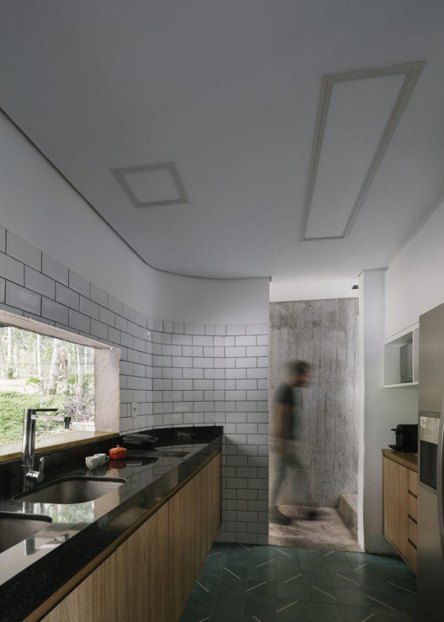Pitanga House by Estudio BRA in Sao Paulo, Brazil