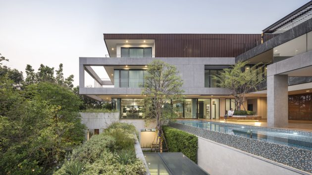 ReGEN House by EKAR in Bangkok, Thailand