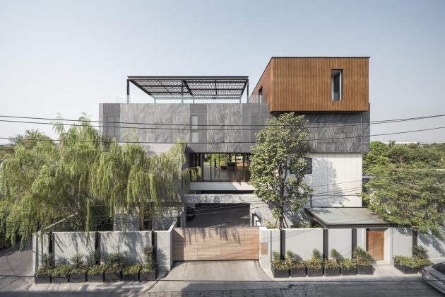 ReGEN House by EKAR in Bangkok, Thailand