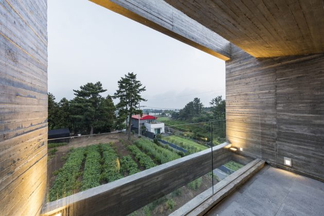 Simple House by Moon Hoon in Jeju Si, South Korea