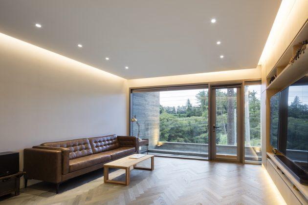 Simple House by Moon Hoon in Jeju Si, South Korea