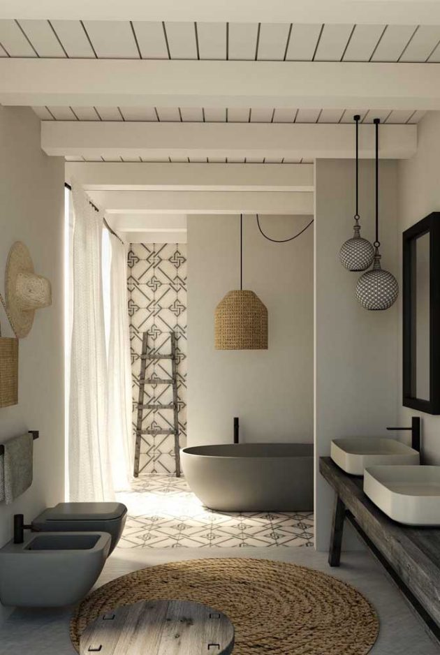 10 Amazing Bidet Bathroom Ideas To Get Inspired