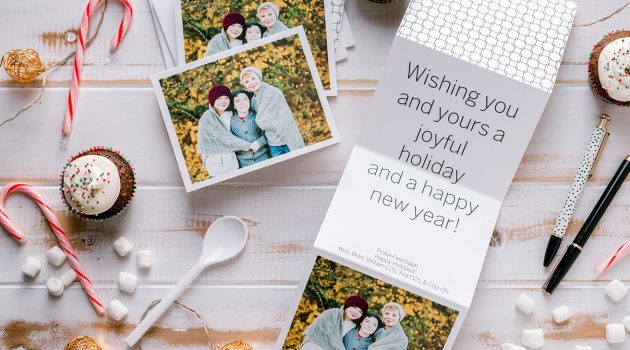 Tips for Your Holiday Photos Cards